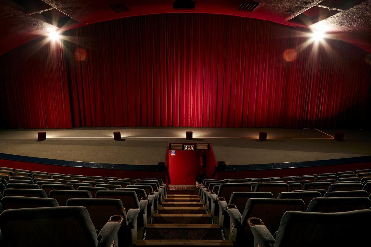 Strand Arts Centre Belfast Cinema