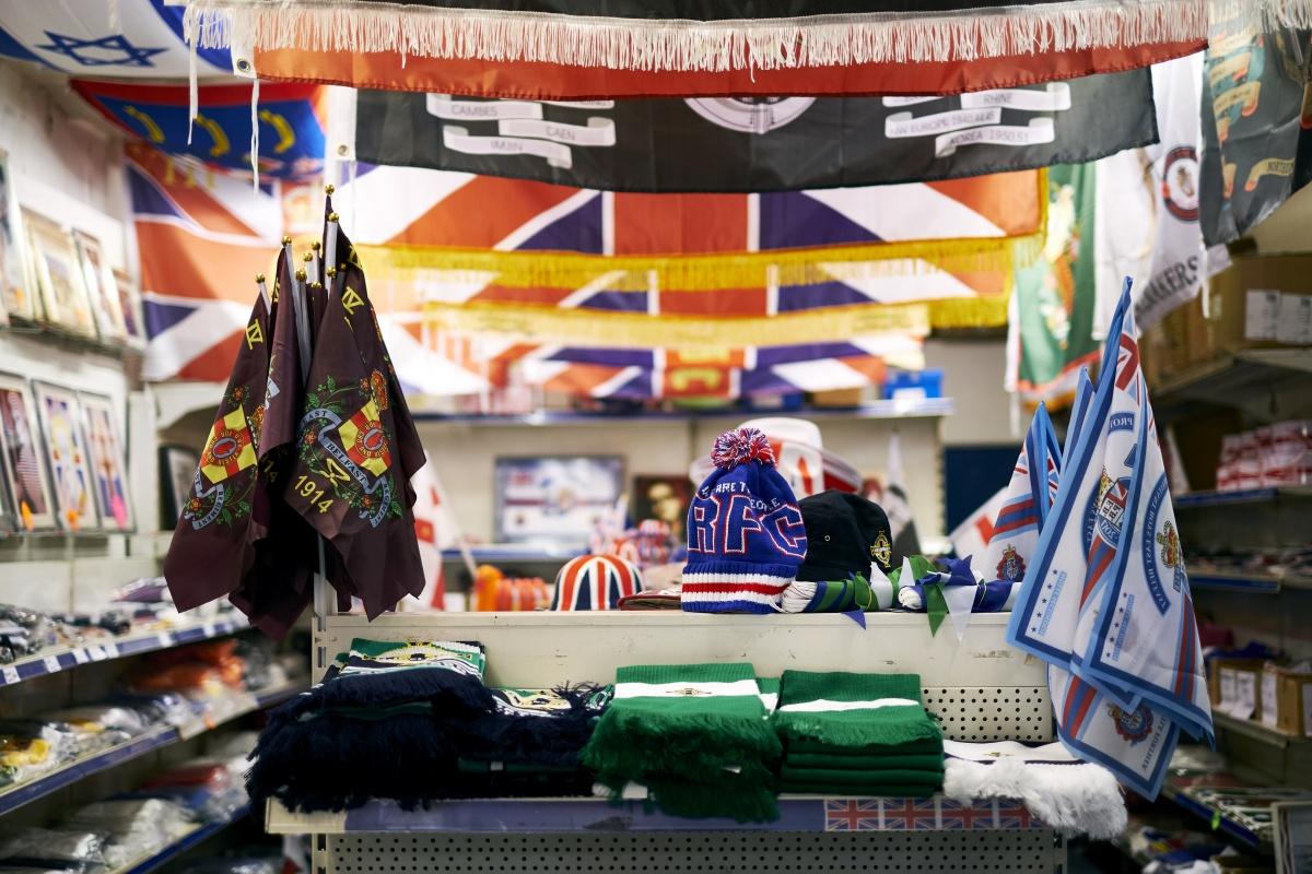 The Union Jack Shop East Belfast