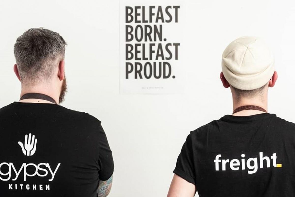 Freight Belfast